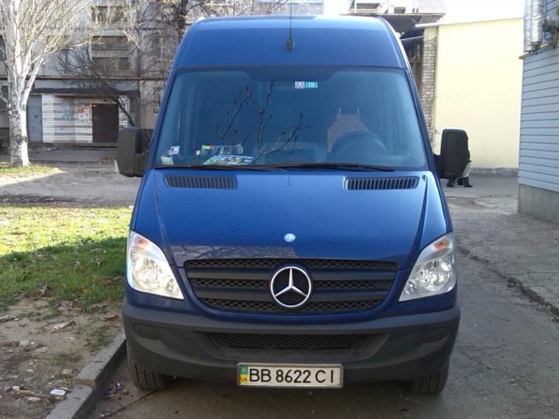 мікроавтобус Mercedes-Benz Sprinter 8 місць