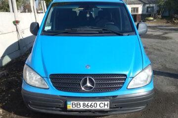 Микроавтобус Mercedes-Benz Vito 8+1