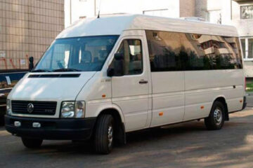 Микроавтобус Volkswagen 20 мест