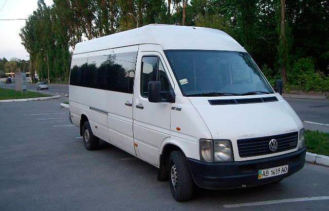 Микроавтобус Volkswagen 18 мест