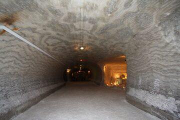 Экскурсии в Соляные шахты Соледар