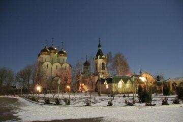 Экскурсия в Никольское - Свято-Успенский Николо-Васильевский монастырь