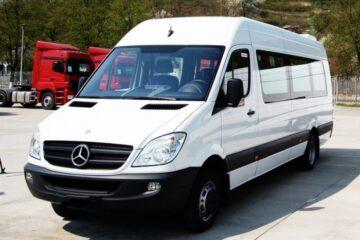 Микроавтобус Mercedes-Benz Sprinter 18 мест
