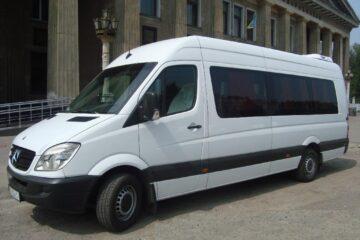 Микроавтобус Mercedes-Benz Sprinter 19 мест