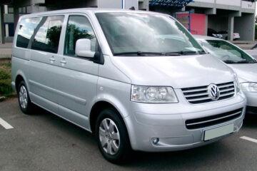 Микроавтобус Volkswagen T5 8 мест
