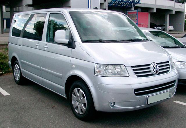 Микроавтобус Volkswagen T5