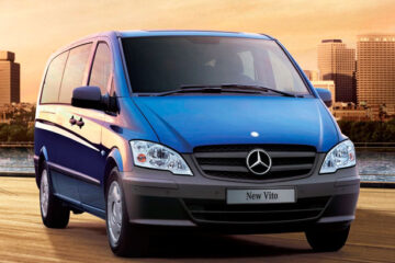 Микроавтобус Mercedes-Benz Vito