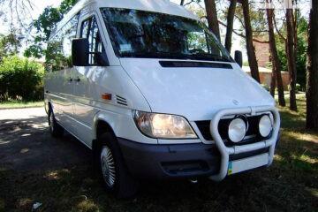 Микроавтобус Mercedes-Benz Sprinter 8+1 мест