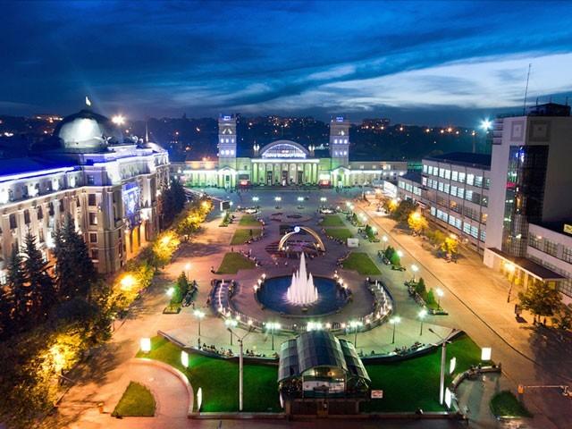 Автобус Луганск-Харьков, Харьков-Луганск по Украине