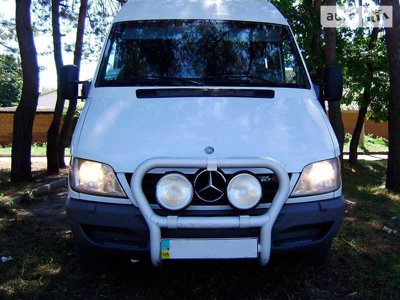 мікроавтобус Мерседес Спринтер від 8 до 12 місць