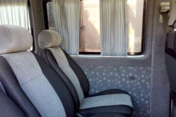 Аренда микроавтобуса Мерседес Спринтер от 8 до 12 мест