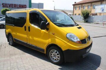 Микроавтобус Renault Trafic Луганск-Харьков по Украине