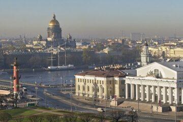 Автобус Стаханов - Луганск - Санкт-Петербург