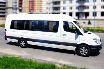 Mercedes Sprinter Харків Станиця Луганська 2