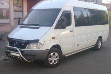 Mercedes Sprinter Станица Луганская Киев 1