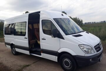 Автобус Днепр-Луганск