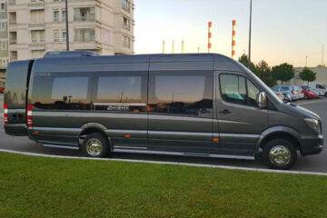 Автобус Одесса - Станица Луганская