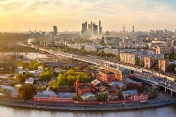 Луганск-Москва. Микроавтобус.