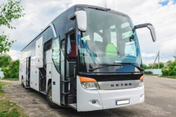 Автобусы Харьков - Арабатская стрелка