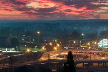 Киев Луганск по Украине без пересадок