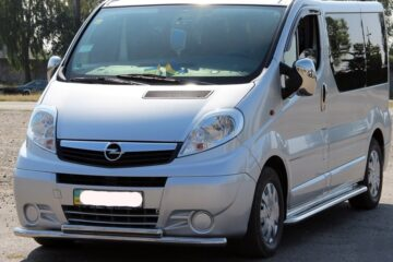 Renault Trafic Луганск-Киев