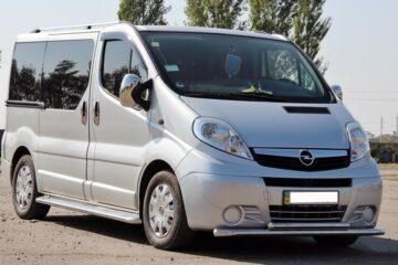Renault Trafic Луганськ-Київ