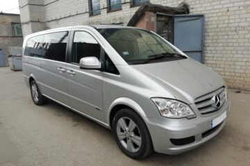 мікроавтобус Mercedes-Benz Viano