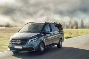 Харьков–Мариуполь Mercedes Benz Viano