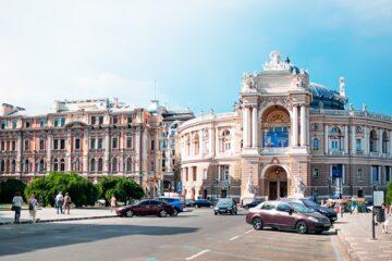 Автобус Счастье-Одесса